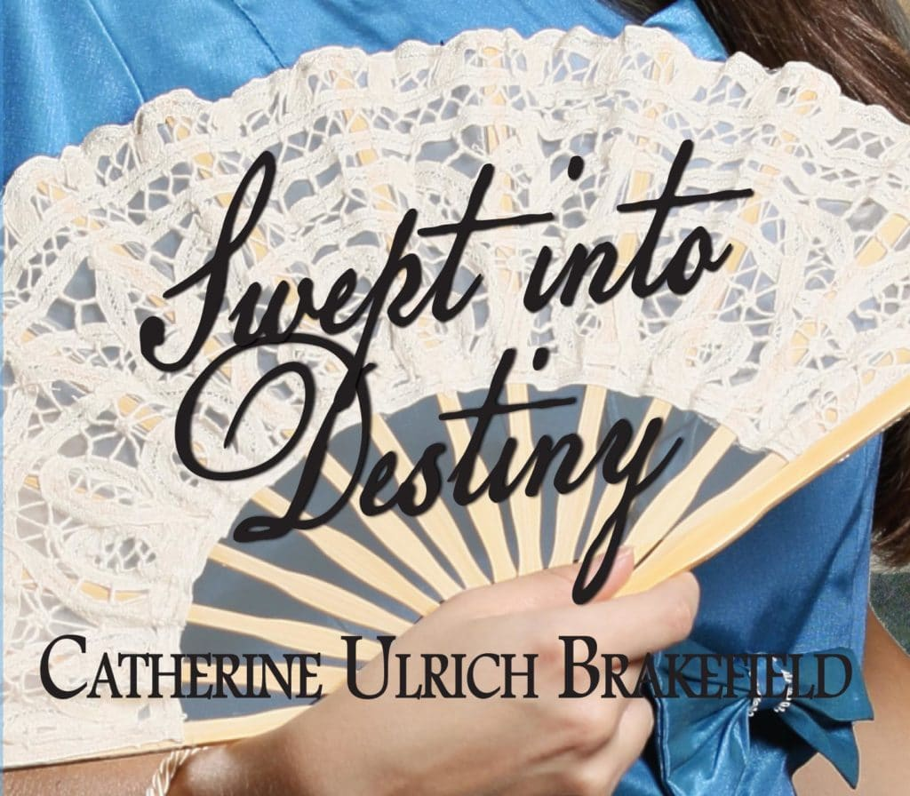 Swept into Destiny cover