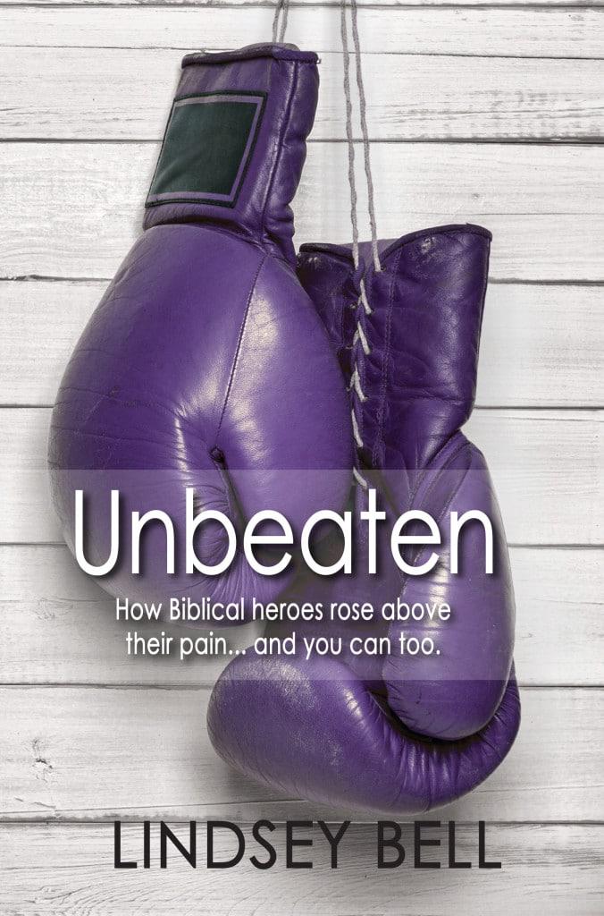 Unbeaten book cover Lindsey Bell