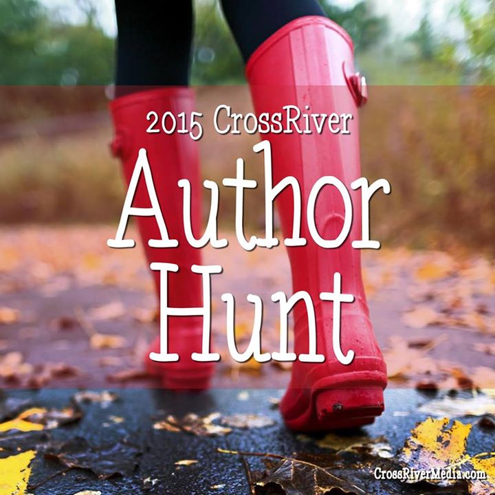 2015 CrossRiver Author Hunt