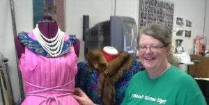 Janet Alexander, costumer